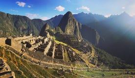 picchu Перу machu Стоковое фото RF