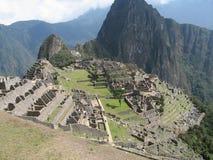 Picchu de Machu Images libres de droits
