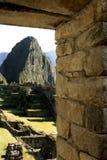 picchu del Perù di machu Immagine Stock Libera da Diritti