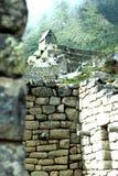 picchu del Perù di machu Fotografie Stock Libere da Diritti