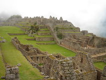 Picchu di Machu Fotografia Stock