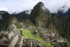 picchu du Pérou de machu Photos libres de droits
