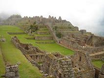 Picchu van Machu Stock Fotografie