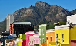 Picco dei diavoli e della BO-Kaap Immagine Stock Libera da Diritti
