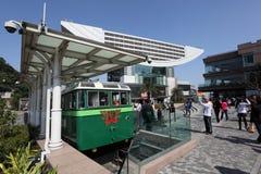 Picco della Victoria a Hong Kong Fotografia Stock Libera da Diritti
