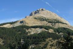Picco di Bure in alpi, Francia Immagine Stock Libera da Diritti