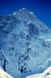 Picco di Khan Tengri (7010m) Fotografie Stock Libere da Diritti