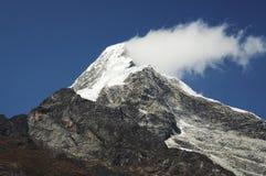 Picco di montagna Fotografia Stock Libera da Diritti