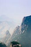 Picco di montagna Fotografia Stock