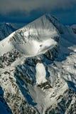 Picco di montagna Immagine Stock
