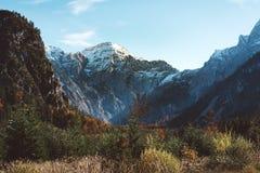 Picco di montagna in Austria Immagine Stock