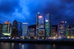 Picco di Victoria a Hong Kong immagine stock