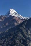 Picco himalayano Immagine Stock Libera da Diritti