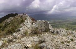 Picco, montagna Immagine Stock