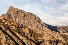Picco orientale della giada di Mt Fotografia Stock Libera da Diritti
