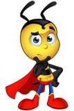 Piccola ape eccellente - avere un'idea illustrazione di stock