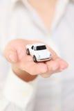 Piccola automobile Fotografie Stock Libere da Diritti
