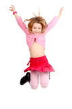 Piccola ballerina immagine stock