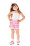 Piccola ballerina Immagini Stock