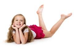 Piccola ballerina immagine stock libera da diritti