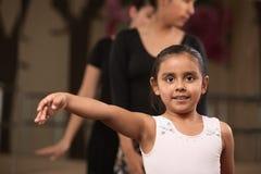 Piccola ballerina fiera Immagini Stock Libere da Diritti