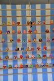 Piccola bambola molti Fotografia Stock Libera da Diritti