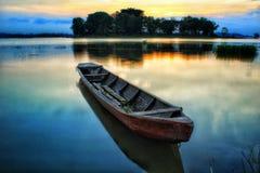 Piccola barca Fotografie Stock Libere da Diritti