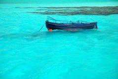 Piccola barca Immagini Stock