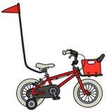 Piccola bici del bambino Fotografia Stock