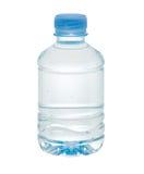Piccola bottiglia di acqua bevente Immagini Stock