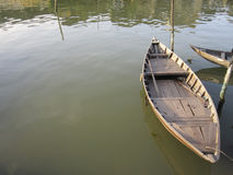 Piccola canoa Fotografia Stock Libera da Diritti