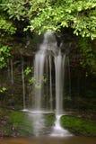 Piccola cascata fotografie stock libere da diritti