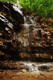 Piccola cascata Fotografia Stock Libera da Diritti