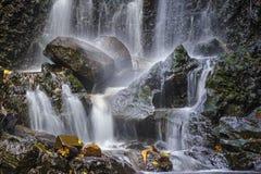 Piccola cascata Immagine Stock
