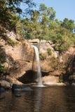 Piccola cascata Immagini Stock Libere da Diritti