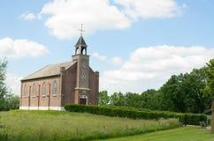 Piccola chiesa Fotografie Stock Libere da Diritti