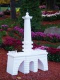 Piccola copia del monumento Immagine Stock