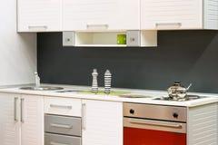 Piccola cucina Fotografia Stock Libera da Diritti