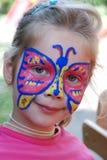 piccola farfalla Fotografia Stock Libera da Diritti
