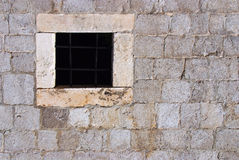 Piccola finestra Fotografie Stock Libere da Diritti