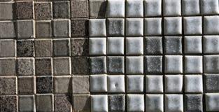 Piccola griglia delle mattonelle Immagini Stock Libere da Diritti