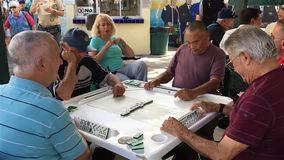 Piccola Havana Domino Players Video