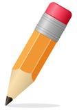 Piccola icona della matita Fotografia Stock Libera da Diritti