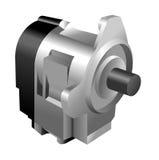 Piccola illustrazione del motore Immagini Stock