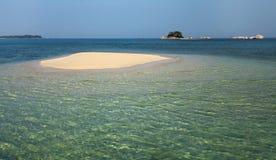 Piccola isola Immagini Stock Libere da Diritti