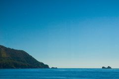 Piccola isola Fotografie Stock Libere da Diritti