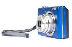 Piccola macchina fotografica di Digitahi Fotografie Stock Libere da Diritti