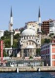 Piccola moschea Turchia laterale asiatica Fotografia Stock Libera da Diritti