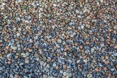 Piccola parete di pietra Immagine Stock