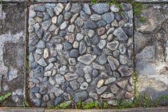 Piccola parete di pietra Fotografia Stock Libera da Diritti
